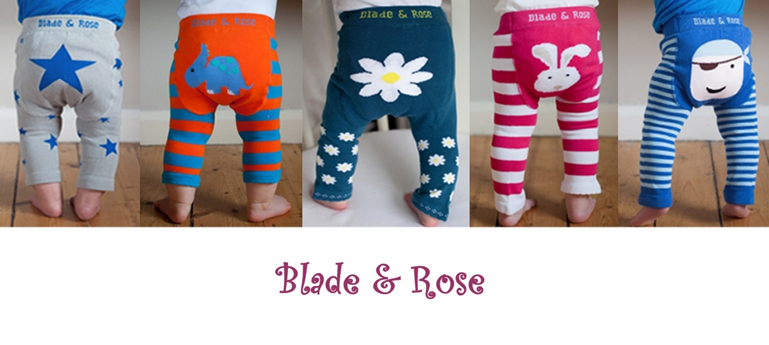 Children's clothes by Blade & Rose
