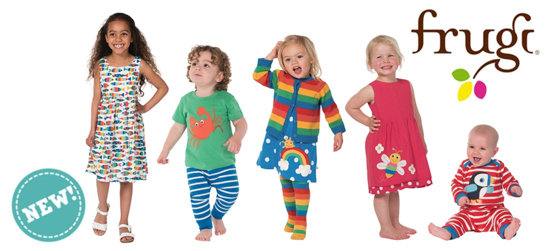 Children's clothes by Frugi