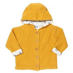 Kite Mustard Knit Jacket
