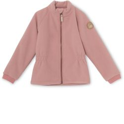 Miniature Old Rose Fleece Jacket