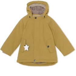 Miniature Wally Dried Tobacco Coat