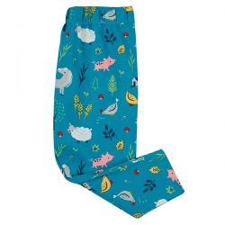 Frugi Libby Farmyard Leggings