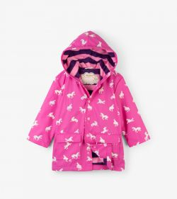 Hatley Unicorn Raincoat