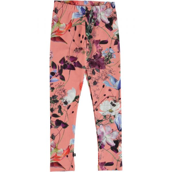 dd225bd612271 Molo Niki Flowers of World Leggings, Kids Bottoms at b.biscuit Sheffield