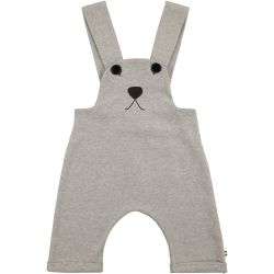 Molo Snurre Grey Dungarees