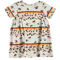 Molo Calypso Ladybird Dress