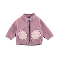 Molo Umo Purple Mist Fleece Jkt