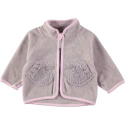 Molo Umo Pink Lady Fleece Jkt