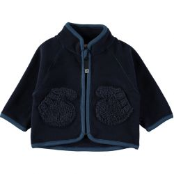 Molo Umo Blue Wing Fleece Jkt