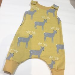 Bear & Babe Stag Romper
