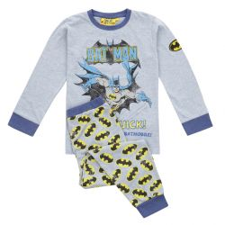 Light Grey Batman Pyjamas