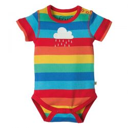 Frugi Lowen Rainbow Body