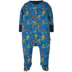 Frugi Big Cats Babygrow