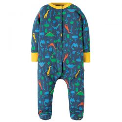 Frugi Jurassic Jungle Babygrow