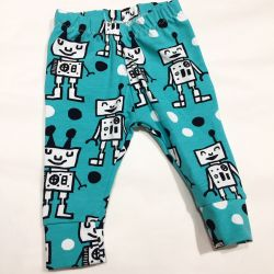 Bear & Babe Robot Leggings