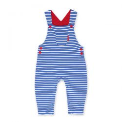 Toby Tiger Blue Stripe Dungaree
