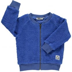 Boys & Girls Sherpa Zip Jacket