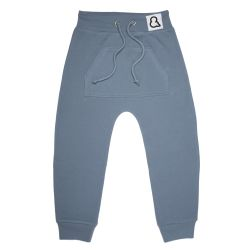Boys&Girls Blue Kanga Pants