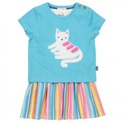 Kite Cat Top and Skirt Set
