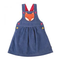 Frugi Doris Fox Dress