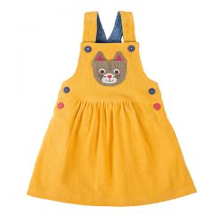 Frugi Doris Cat Dress
