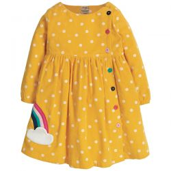 Frugi Bonnie Button Dress