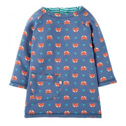 Frugi Bubble Fish Body Dress
