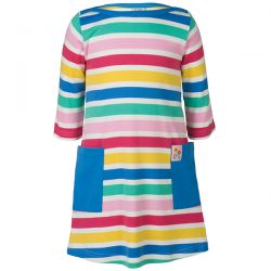 Frugi Hotch Potch Tunic Dress