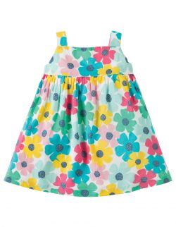 Frugi Jess Spotty Poppy Dress