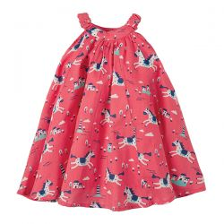 Frugi Little Tabitha Trapeze Dress