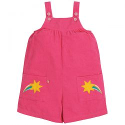 Frugi Peggy Cord Shooting Stars Playsuit