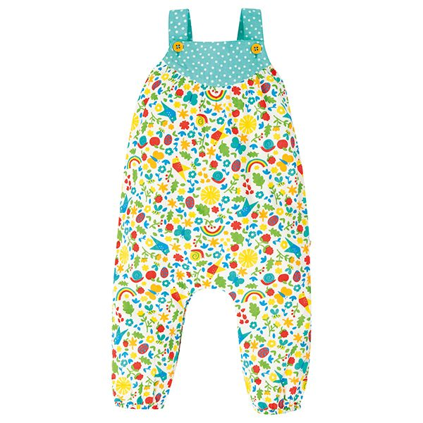 Frugi Allotment Days Dungaree