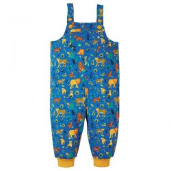 Frugi Big Cats Dungaree