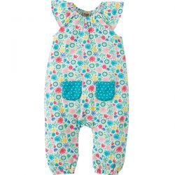 Frugi Dory Jungle Playsuit
