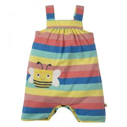 Frugi Beau Beach Dungaree