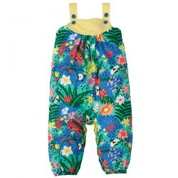 Frugi Hothouse Floral Dungaree