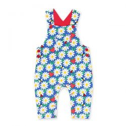 Toby Tiger Daisy Dungaree