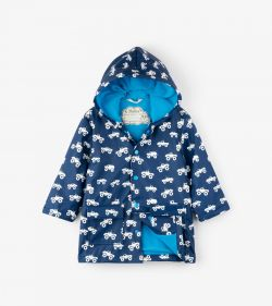 Hatley Monster Truck Raincoat