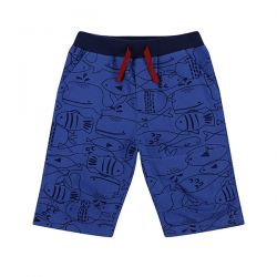 Lilly & Sid Fish Board Shorts