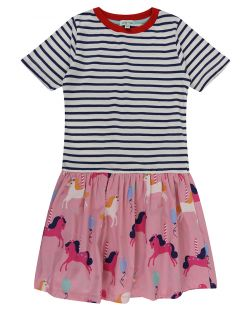 Lilly & Sid Carousel Stripe Dress