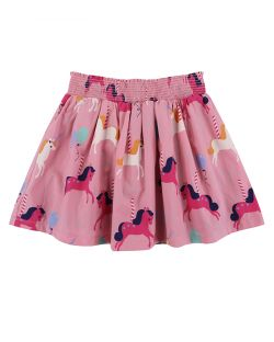Lilly & Sid Carousel Print Skirt