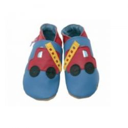 Starchild Fire Engine Leather Shoes