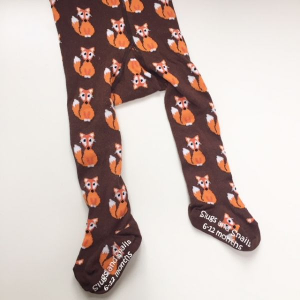 Slugs & Snails Foxes Tights