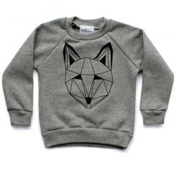 Tobias & the Bear Fox Sweatshirt