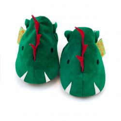 Funky Feet Dino Slippers