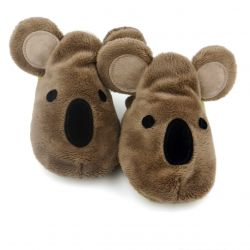 Funky Feet Koala Slippers