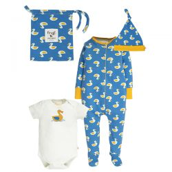 Frugi Puddle Ducks Gift Set