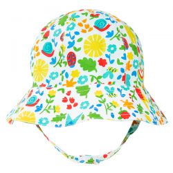 Frugi Allotment Days Sunhat