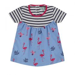 Lilly & Sid Flamingo Mix Dress