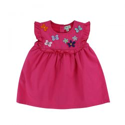 Lilly & Sid Butterfly Yoke Dress